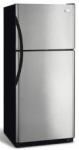 Crystal Cold 21 Cu. Ft. Propane Refrigerator/Freezer